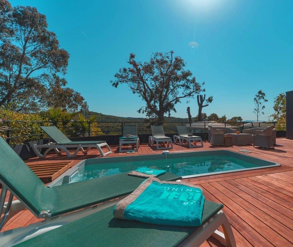 Uw stacaravan met priv zwembad aan de c te d azur for Camping chambery avec piscine